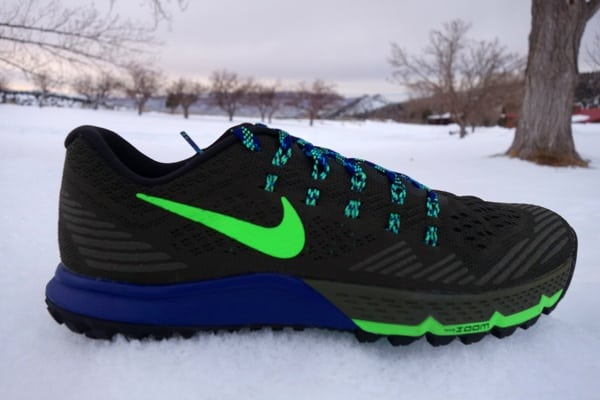 Nike Terra Kiger 3 - lateral upper