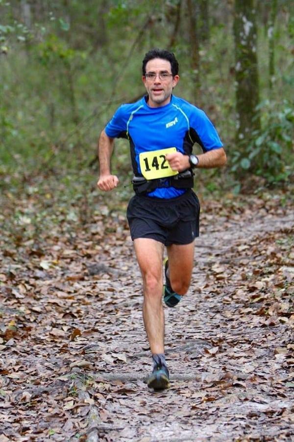Gary Gellin - 2016 Croom Zoom 50k champion