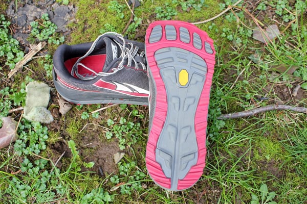 Altra Olympus 2.0 outsole