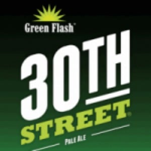 Green Flash 30th Street Pale Ale