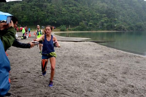 Ruby Muir - 2016 Tarawera Ultramarathon