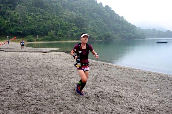 Fiona Hayvice - 2016 Tarawera Ultramarathon -