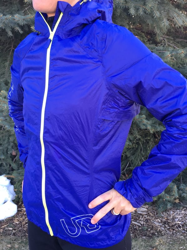 Ultimate Direction Women's Ultra Jacket front view