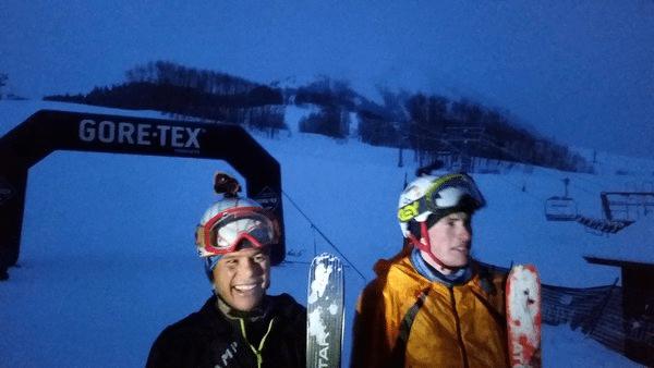 Max Taam and John Gasto - 2016 Grand Traverse