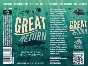 Hardywood Park Craft Brewery The Great Return
