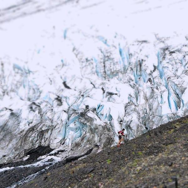 Allan Spangler - Raven Glacier 1