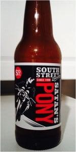 South Street Brewery Satan's Pony Amber Ale