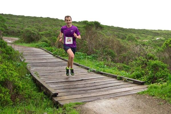 David Roche - 2016 Marin Ultra Challenge champion