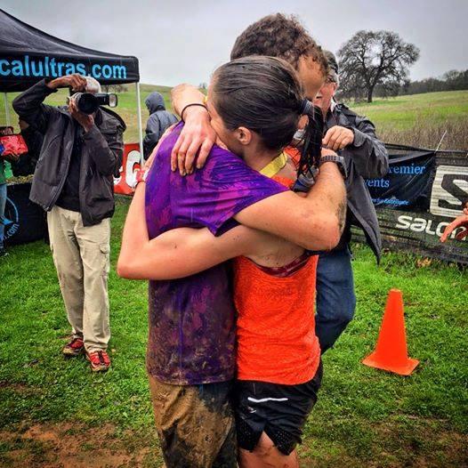 David and Megan Roche - 2016 Way Too Cool 50k