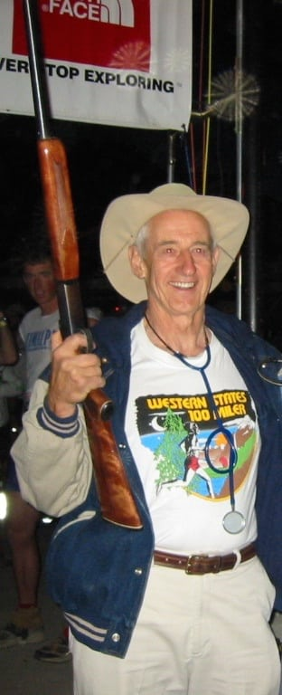Western States 2003 - Dr. Bob Lind