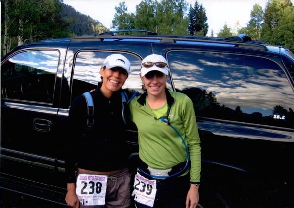 Rhielle Widders - Kennebec Mountain Run