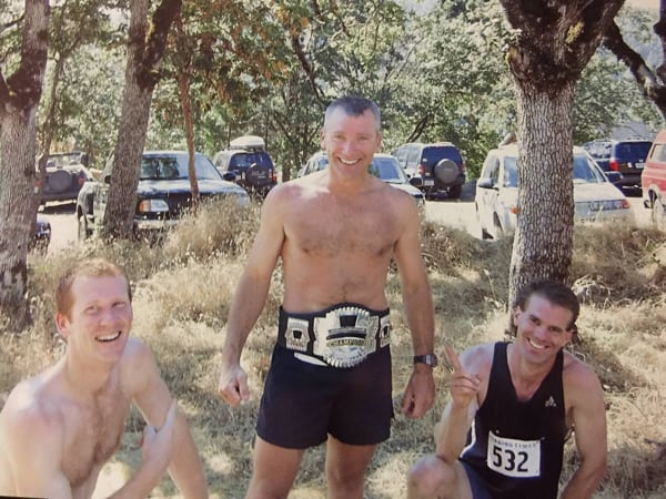 Todd Ragsdale, Joe Griffin, and John Leuthold
