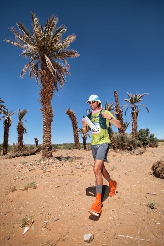 Jason Schlarb - 2016 Marathon des Sables 1