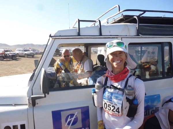 Meghan Arbogast - 2016 Marathon des Sables 2
