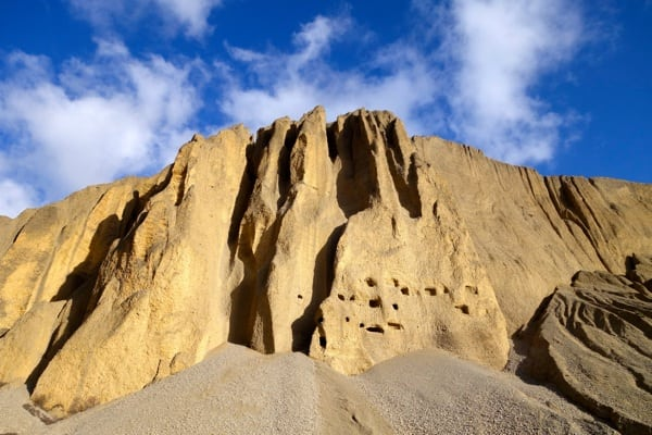 Upper Mustang Caves - 2015 Mustang Trail Race