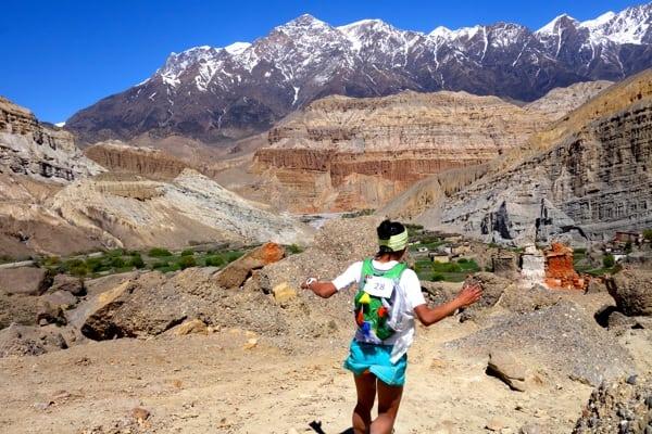 Mira Rai - 2015 Mustang Trail Race