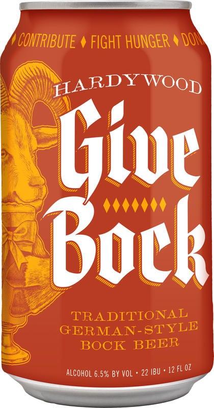 Hardywood Park Craft Brewery Give Bock