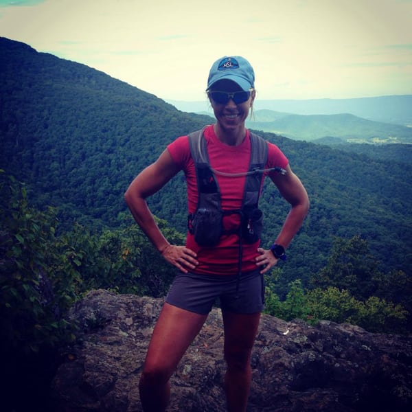 Jenny Nichols 3 -AT run