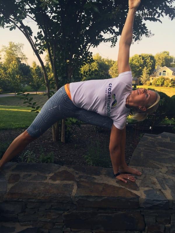 Jenny Nichols 1 - yoga at home