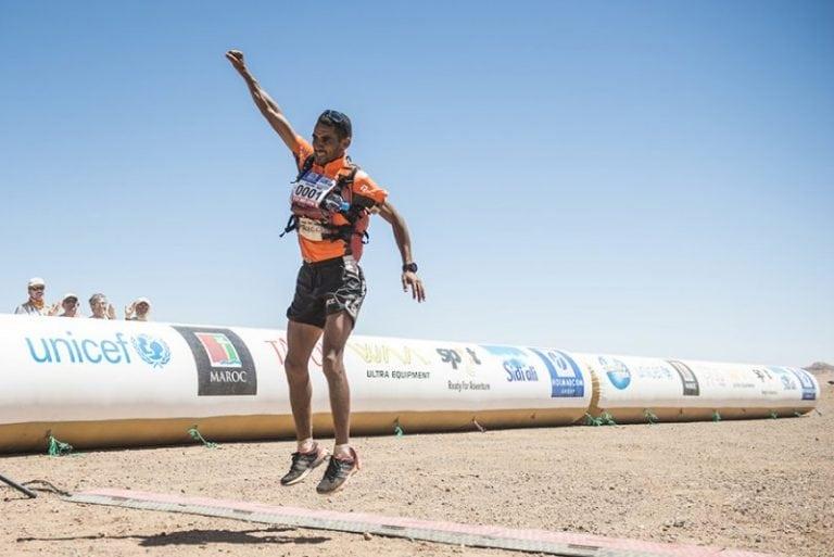 2016 MdS Stage 5 - Rachid El Morabity