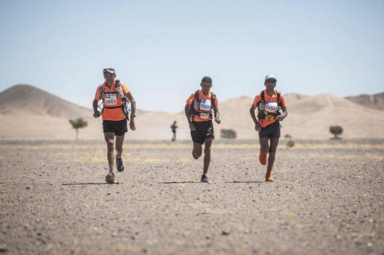 2016 MdS - Stage 5 - Aziz El Akad-Rachid El Morabity-Abdelkader El Mouaziz