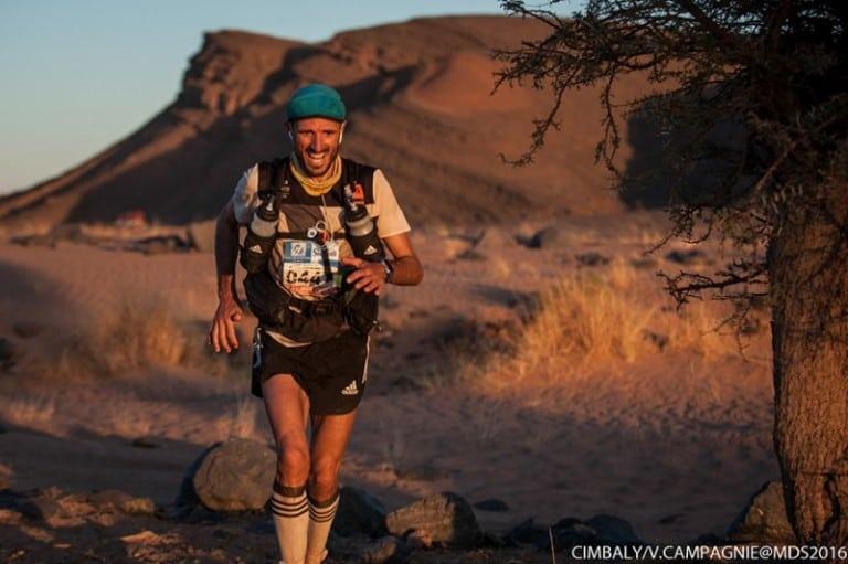 2016 Marathon des Sables Stage 4 - Chema Martinez