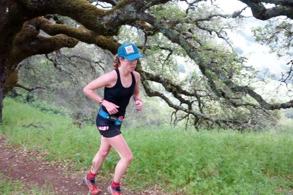 Anna Mae Flynn - 2016 Lake Sonoma 50 Mile third place