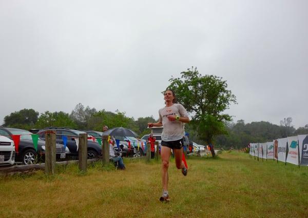 Jim Walmsley - 2016 Lake Sonoma 50 Mile champion