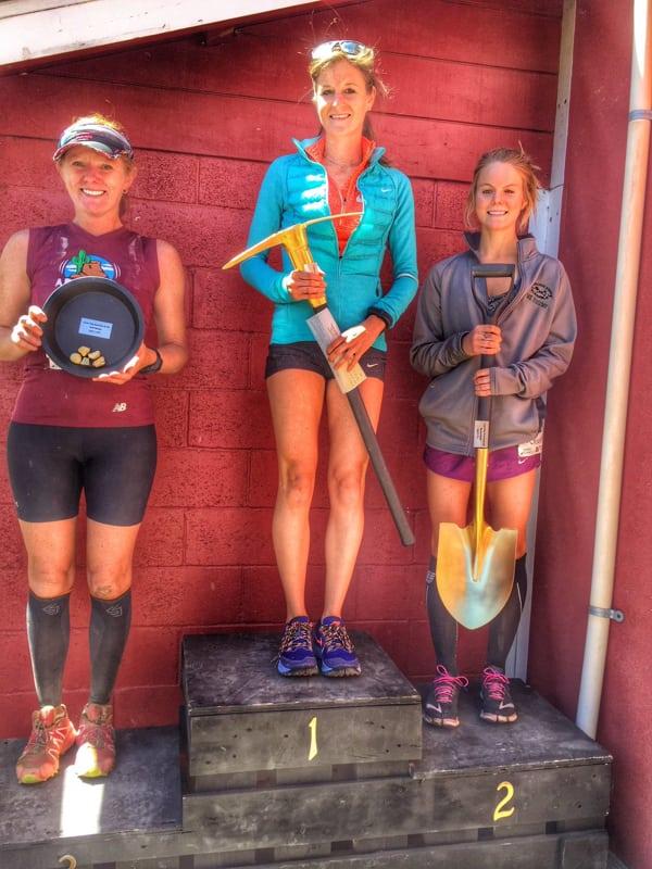 Alicia Shay - 2016 Crown King Scramble 50k champion
