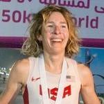 Camille Herron - 2015 IAU 50k World Champion sq