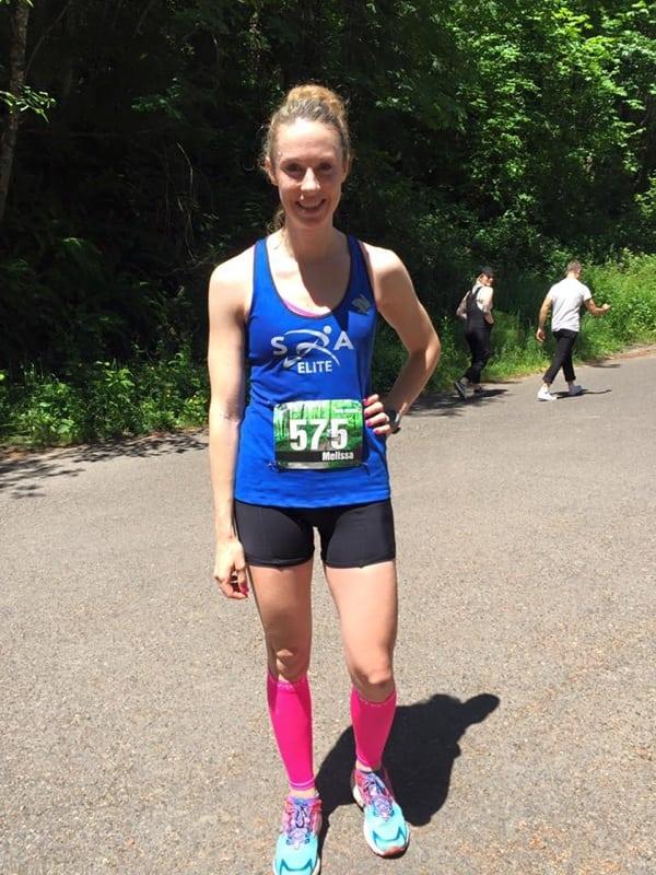 Melissa Penwell - Trail Factor 50k