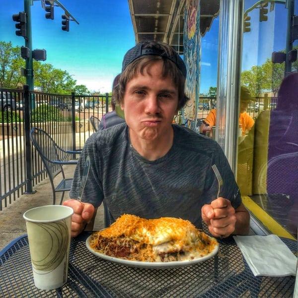 Zach Miller - diners