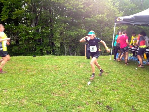 2016 Zegama Marathon - Megan Kimmel