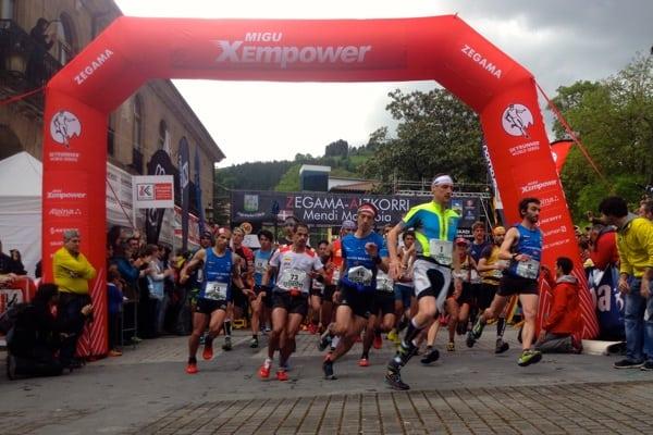 2016 Zegama Marathon - Start