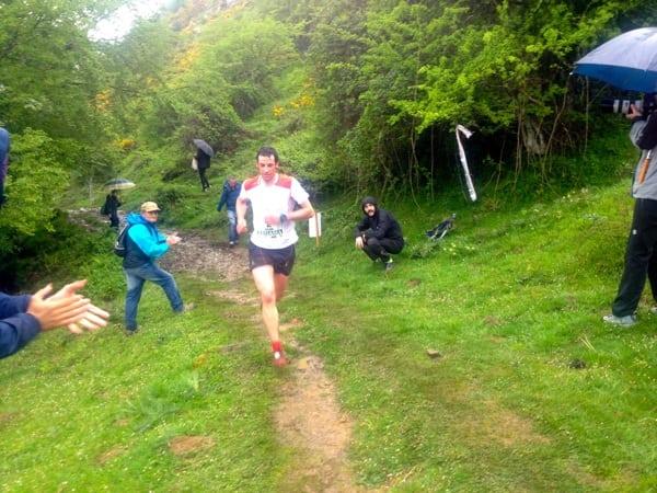 2016 Zegama Marathon - Kilian Jornet - Sancti Spiritu