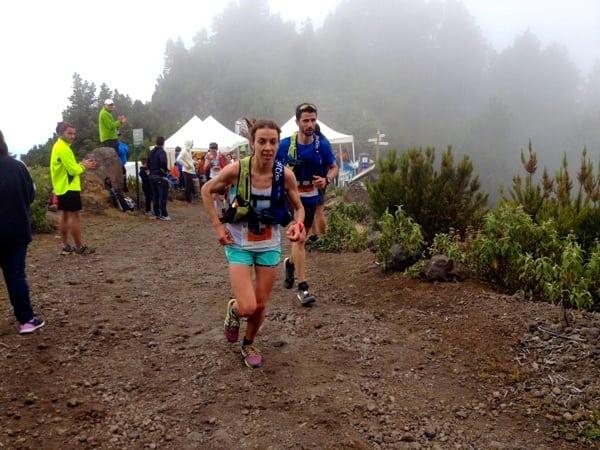 Anne-Lise Rousset - 2016 Transvulcania Results
