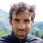 Luis Alberto Hernando - 2015 Ultra Trail du Mont Blanc