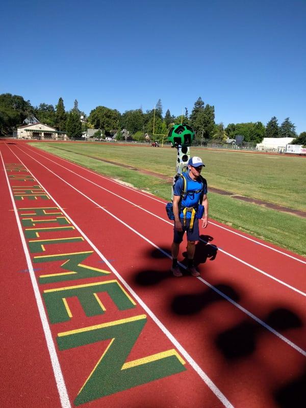 Western States Google Trekker - Placer High Track