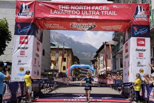 Andrea Huser - 2016 The North Face Lavaredo Ultra Trail champion