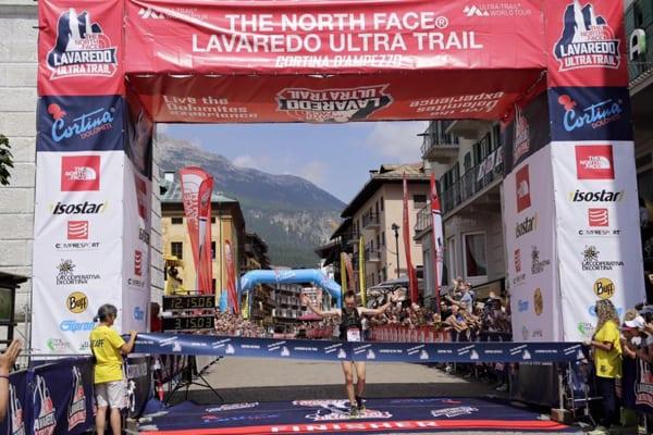 Andy Symonds - 2016 The North Face Lavaredo Ultra Trail champion