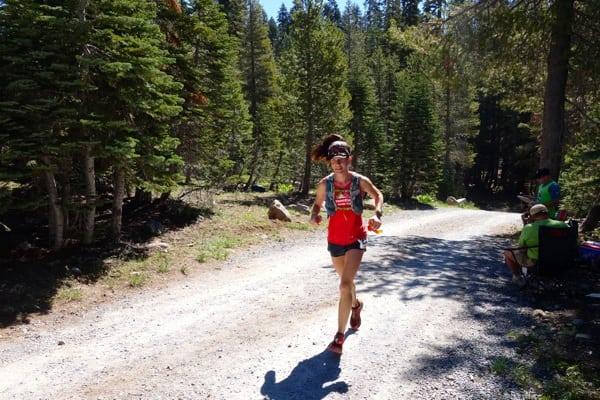 2016 Western States 100 - Amy Sproston - Robinson Flat