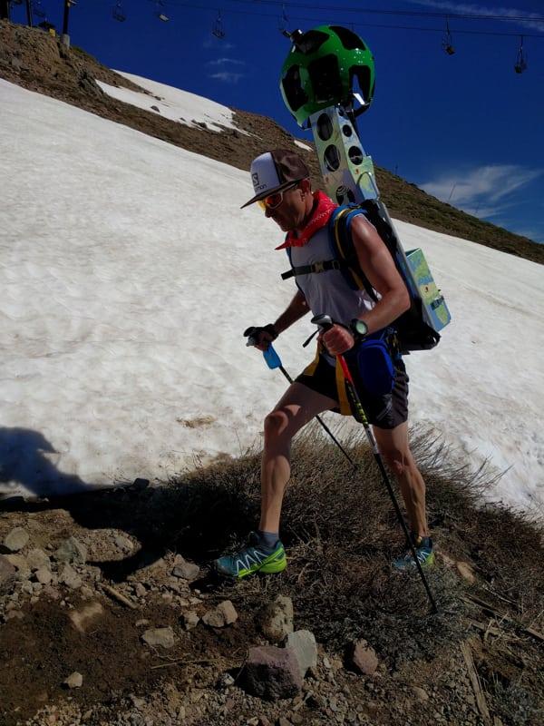 Western States Trekker Project Day 1
