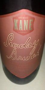 Kane Brewing Company Sunday Brunch