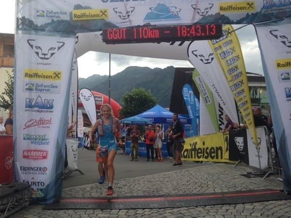 Kristen Berglund - 2016 Grossglockner Ultra Trail