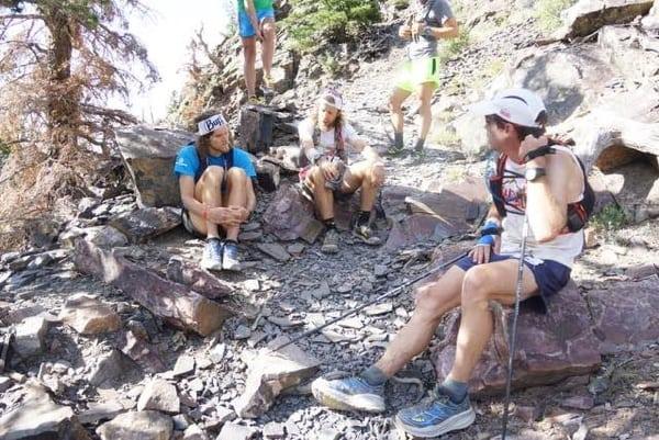 2016 Hardrock 100 - Bear Creek Trail - Joe Grant