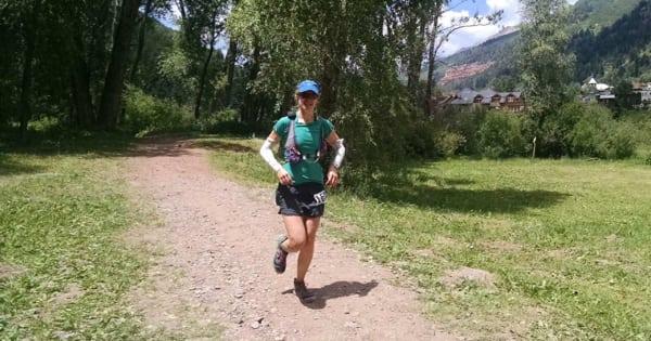 Bethany Lewis - 2016 Hardrock 100 - Telluride