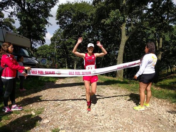 Megan Roche - 2016 NACAC champion
