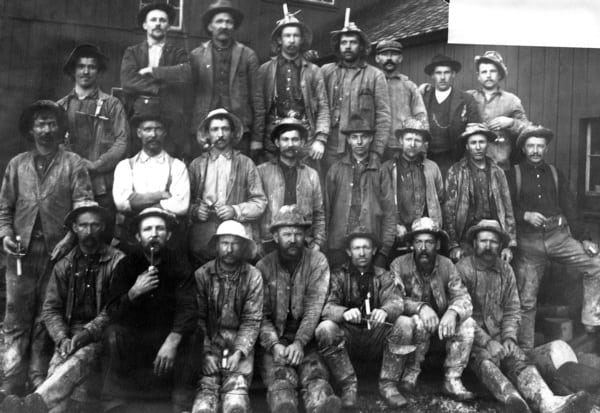 San Juan Mountains - Hardrock miners