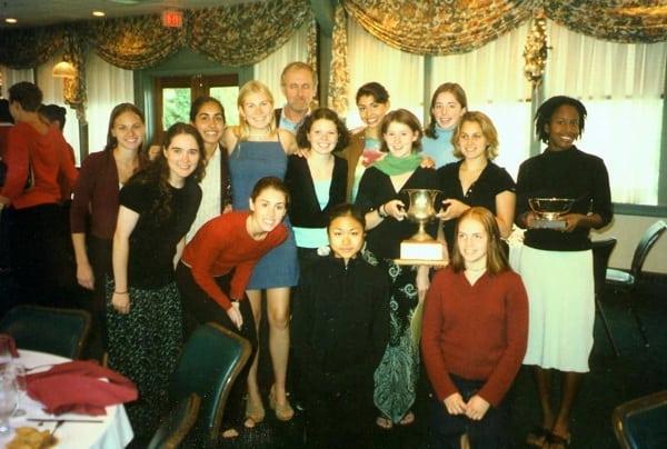 Wellesley Cross Country - Seven Sisters 2002 or 2003