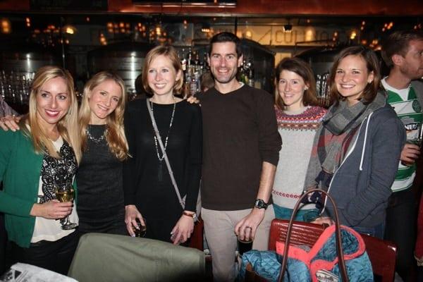 2016 Olympic Trials Qualifers - Boston Pub Crawl December 2015